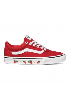 Vans Woman´s Shoes Ward Red VN0A3IUN57Q1 | Women's Trainers | scorer.es