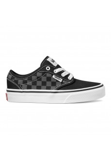 Vans Kid´s Shoes YT Atwood Black/Grey VN000KI537L1 | Kid's Trainers | scorer.es