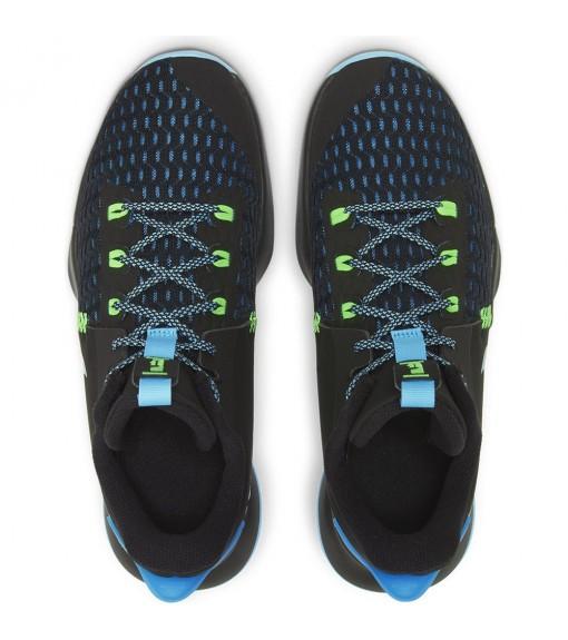 Zapatillas Hombre Nike Lebron Witness 5 Negro/Azul CQ9380-004 | scorer.es
