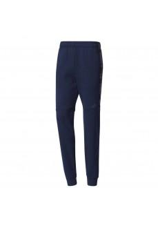Pantalón largo Adidas Essentials Marino