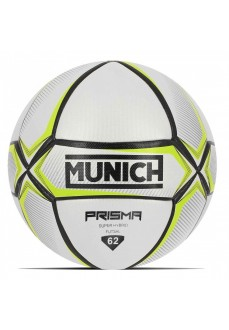 Balón Munich Prisma Ball Indoor Blanco/Amarillo 5001081 | scorer.es