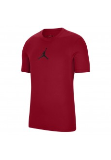 Jordan Men´s T-Shirt Jumpman Red CW5190-687 | Men's T-Shirts | scorer.es