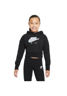 Nike Kid´s Sweatshirt Air Black DA1173-010 | Kids' Sweatshirts | scorer.es