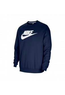 Nike Men´s Sweatshirt Nsw Moder Crw Navy CU4473-410 | Men's Sweatshirts | scorer.es