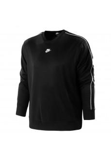 Sudadera Hombre Nike Repeat Negro CZ7824-010 | scorer.es