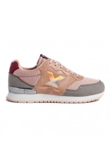 Munich Woman´s Shoes Dash 95 Grey/Pink 1690096 | Women's Trainers | scorer.es