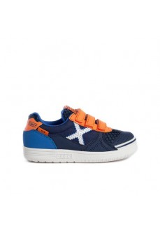 Zapatillas Niño/a Munich G-3 Patch Kid Marino 1514180 | scorer.es