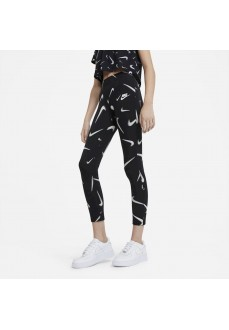 Legging Nike Niña Favorites AOP Negro DA1239-010 | scorer.es