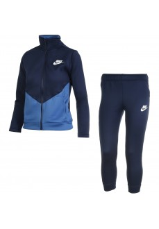 Nike Kid´s Tracksuit Sportswear Navy/Blue CV9335-410 | Tracksuits for Kids | scorer.es