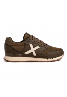Munich Men´s Shoes Dash Premium Green 4150092 | Men's Trainers | scorer.es