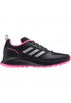 Zapatilla Mujer Adidas Rufalcon 2.0 Negro FZ3585 | scorer.es