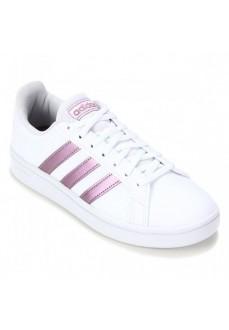 Zapatillas Mujer Adidas Grand Court Base Blanco/Morado FW0810 | scorer.es