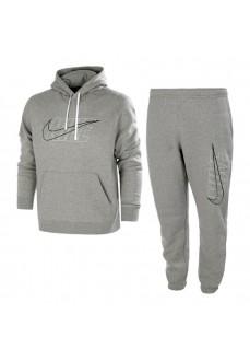 Chandal Hombre Nike Sportswear Tracksuit Gris CU4323-063 | scorer.es