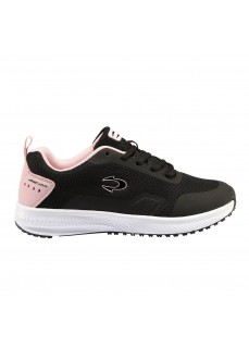 John Smith Woman´s Shoes Rumin Black/Pink | Running shoes | scorer.es