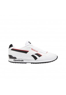 Reebok Men´s Shoes Royal Glide Ripple Clip White/Black G55735 | Men's Trainers | scorer.es