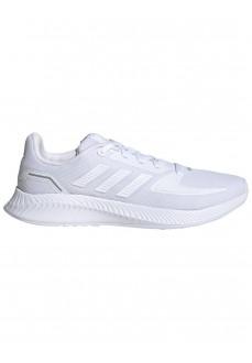 Adidas Kid´s Trainers Runfalcon 2.0 White FY9496 | Running shoes | scorer.es