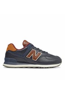 New Balance Men´s Shoes 574 Navy ML574 OMC | Men's Trainers | scorer.es