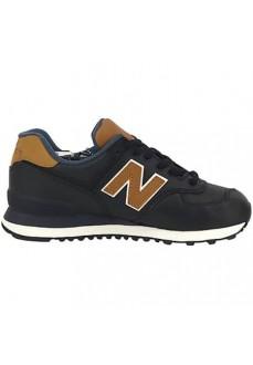 New Balance Men´s Shoes 574 Black ML574 OMD | Men's Trainers | scorer.es
