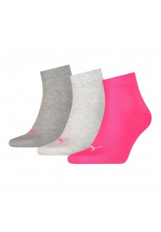Puma Unixes Socks Quarter Plain 271080001-656 | Socks | scorer.es