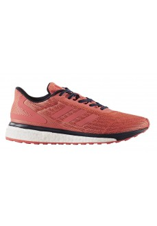 Adidas Response Coral Pink Running Shoes