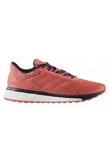 Zapatillas de running Adidas Response Coral