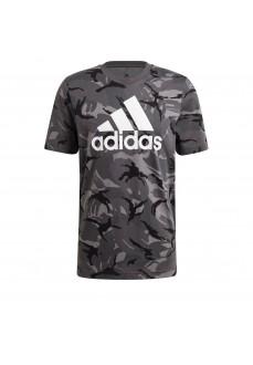Camiseta Hombre Adidas Essentials Camuflage GK9951 | scorer.es