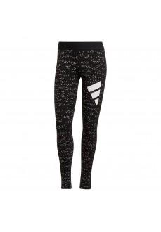 Adidas Woman´s Sportswear Allover Print GP9644 | Tights for Women | scorer.es