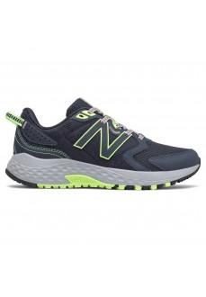 New Balance Woman´s Trainers 410 Grey/Green WT410 LP7 | Running shoes | scorer.es