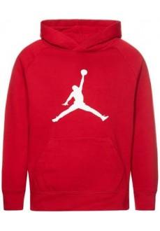 Jordan Kid´s Sweatshirt Jumpman Logo Fleece Red 956326-R78 | Kids' Sweatshirts | scorer.es