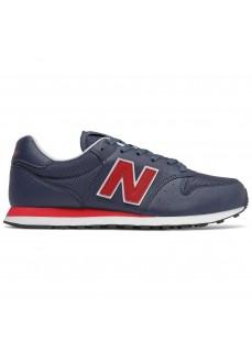 New Balance Men´s Shoes 500 Navy/Red GM500 TC1 | Men's Trainers | scorer.es