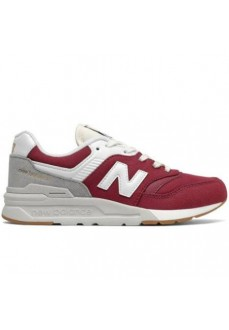 New Balance Kid´s Shoes 997 Red/White GR997HHT | Women's Trainers | scorer.es
