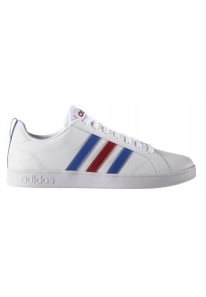 Zapatillas casual Adidas AdVantage Blanco/Azul/Rojo
