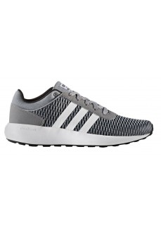 Zapatillas Adidas Cloudfoam Race Gris/Blanco