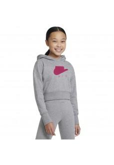 Nike Kids' sweatshirt Air Grey DA1173-091   Kids' Sweatshirts   scorer.es