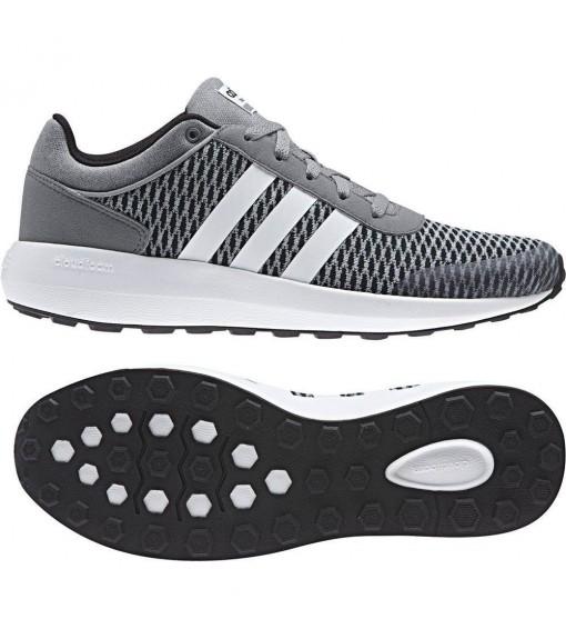 Zapatillas Adidas Cloudfoam Race Gris/Blanco | scorer.es