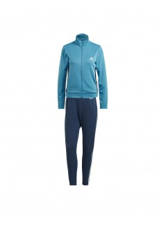 Adidas Woman´s Tracksuit Team Sports Blue/Navy GP9613 | Tracksuits for Women | scorer.es