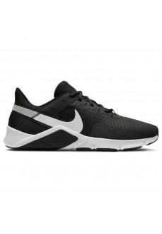 Nike Men's Shoes Legend Essential 2 Black/White CQ9356-001 | Men's Trainers | scorer.es