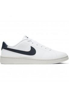 Nike Men's Shoes Court Royale 2 White/Navy CQ9246-102 | Men's Trainers | scorer.es