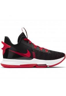 Zapatillas Hombre Nike Lebron Witness Negro/Rojo CQ9380-005 | scorer.es