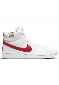 Nike Men´s Shoes Court Royale Mid White/Red CQ9179-101 | Men's Trainers | scorer.es