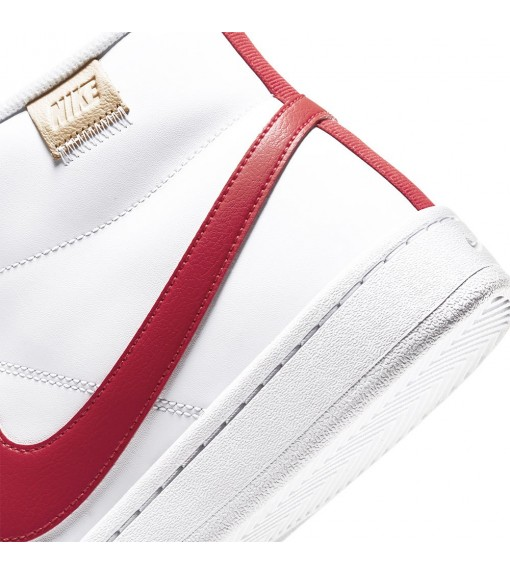 Zapatillas Hombre Nike Court Royale Mid Blanco/Rojo CQ9179-101 | scorer.es