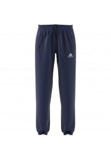 Pantalón largo Adidas Core Azul/Blanco