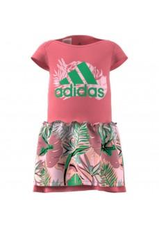 Traje Infantil Adidas I Flower Dress Varios Colores GM8969 | scorer.es