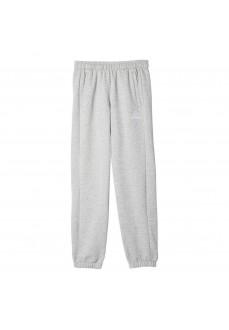 Pantalón largo Adidas Coref Gris/Blanco