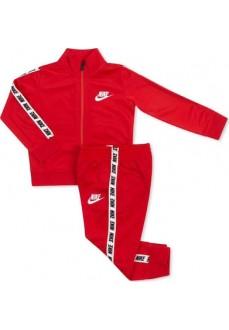 Chandal Infantil Nike Tricot Set Rojo 8UD699-U10 | scorer.es