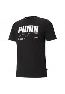 Camiseta Hombre Puma Rebel Tee Negro 585738-01 | scorer.es