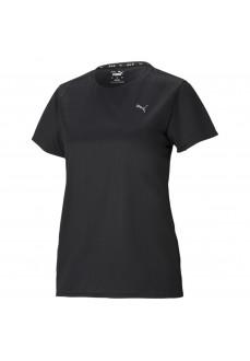 Camiseta Mujer Puma Run Favorite Negro 520181-01