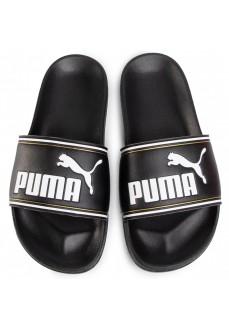 Chancla Hombre Puma Popcat 20 Negro 372276-01 | scorer.es