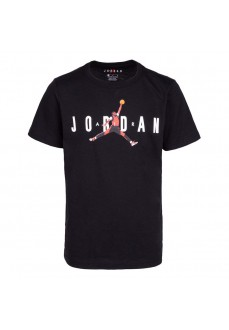 Camiseta Niño/a Nike Jordan Negro 956780-023 | scorer.es