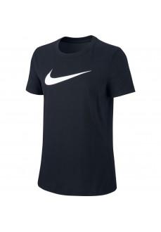 Nike Women's T-Shirt Dry Tee Black AQ3212-011 | Women's T-Shirts | scorer.es